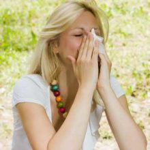 Essential oils for allergies