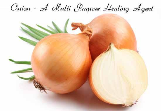 Onions - multi purpose healers