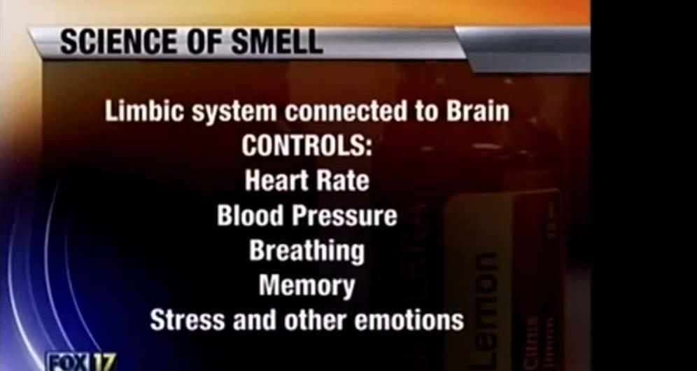Essential Oils de-stress Hospitals