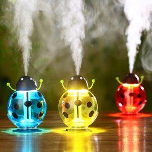 Beetle USB Humidifier Aroma Diffuser