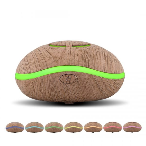 Lily Wood Style Ultrasonic Diffuser