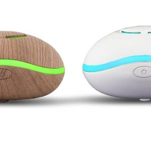 Portable Lily Aromatherapy Essential Oils Diffuser