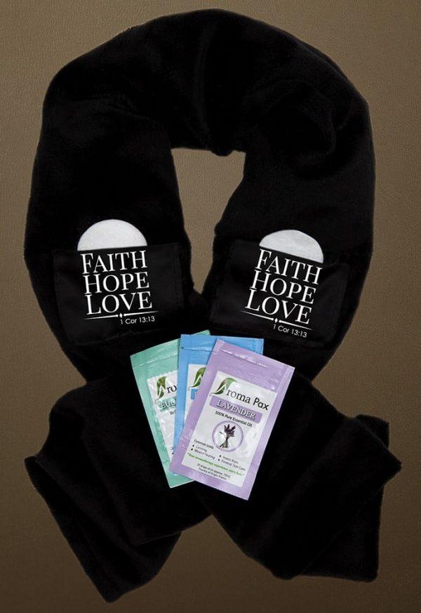 Bible black Aromatherapy Wrap