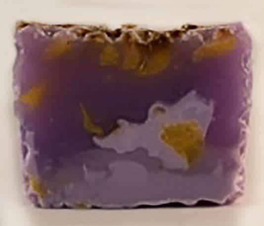 Honey Lavender Shea Soap and Shampoo bar