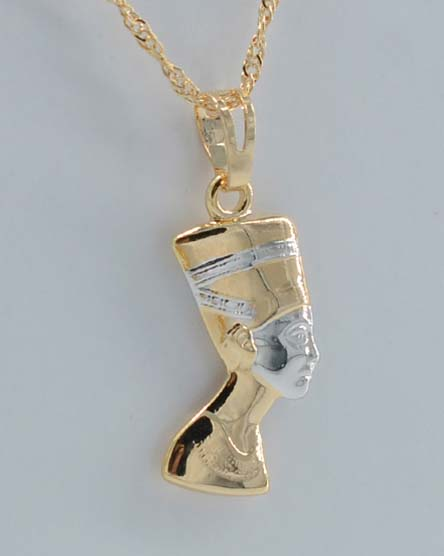 Nefertiti Necklace pendant