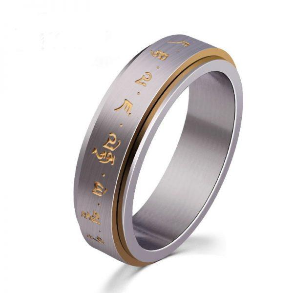 Buddhist Ring