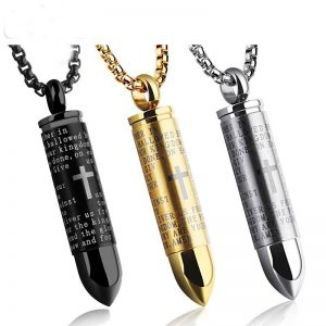 Men-Necklace-Bullet-Necklace