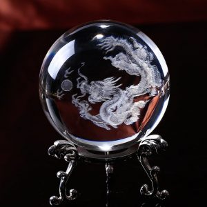 Feng Shui Dragon Crystal