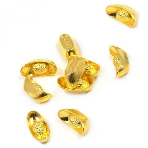 Gold feng shui ingots