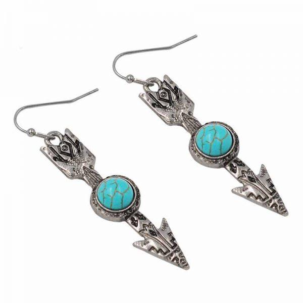 Native American Arrow Earrings