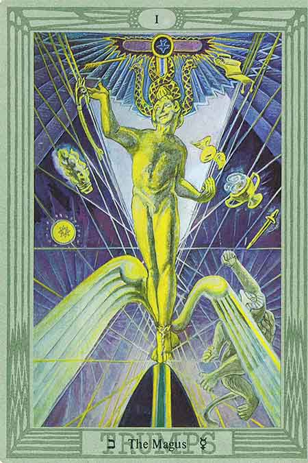 The Magus and the Kabbalah