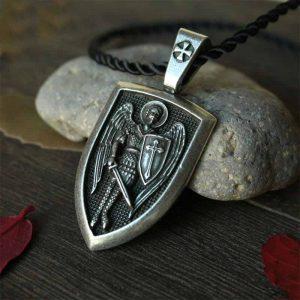 St Michael Pendant
