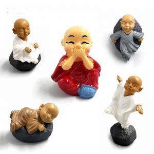 wealth monks