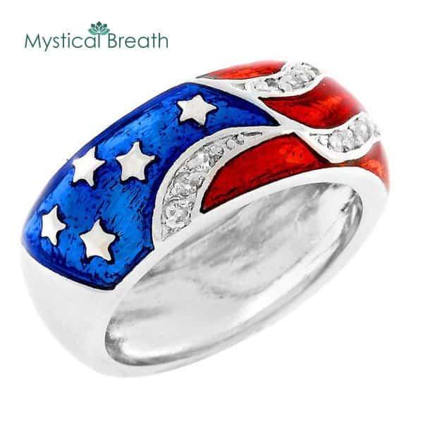 Patriot Jewelry Ring