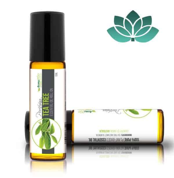 Tea Tree Oil Rollon Pure