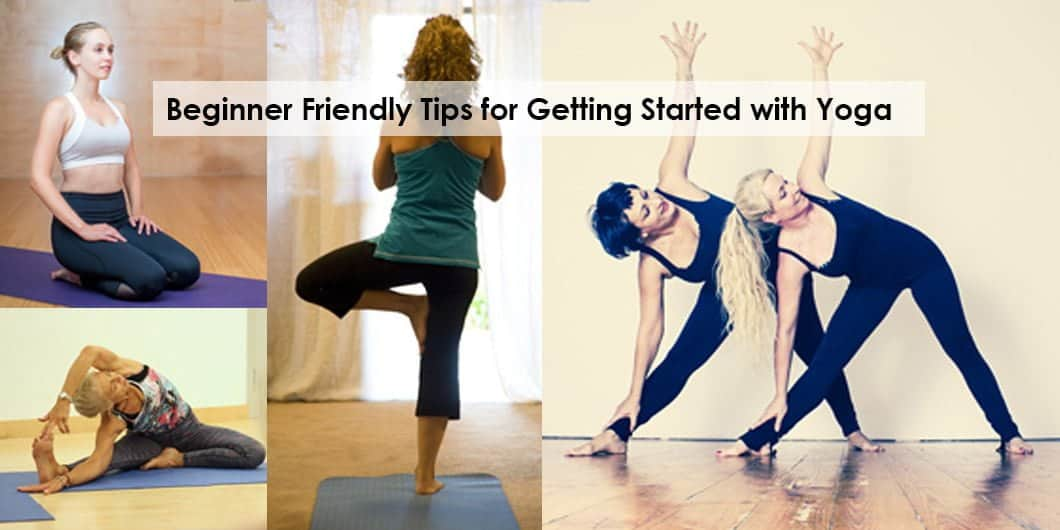 Starting Yoga - Seven Tips