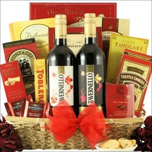 That's Amore Gift Basket