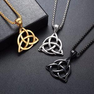Celtic Triquetta pendant